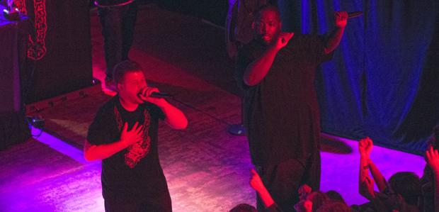 Run The Jewels knock out Majestic crowd