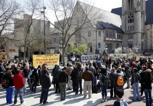 Killing of unarmed 20-year-old reignites debate over 'castle doctrine' law