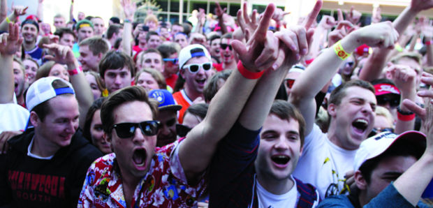 Students, organizers react to Revelry lineup
