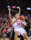 Badgers men's basketball: Sam Dekker bigger, better, bolder