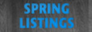 Spring Listings - Properties for Sale