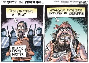Editorial cartoon (5/23/2015)