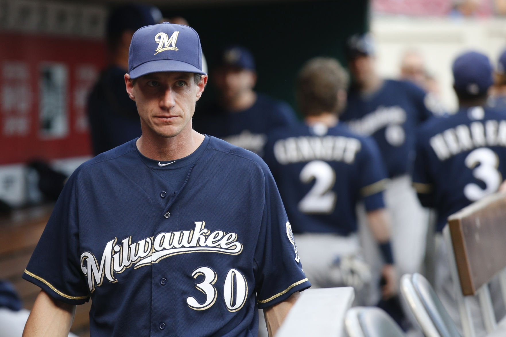 Brewers, manager Craig Counsell agree to 3-year extension