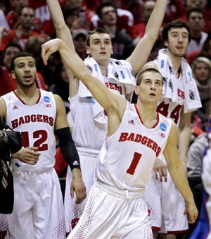 Photos: A look back at Badgers' NCAA tourney run