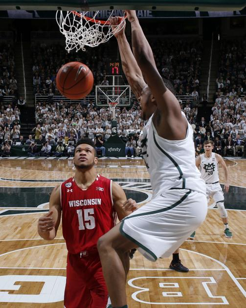 Badgers men's basketball: Struggles continue for No. 16 Wisconsin in 84-74 loss at Michigan State