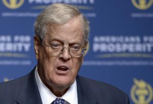 John Nichols: David Koch says GOP nominee 'should be Scott Walker,' but ...