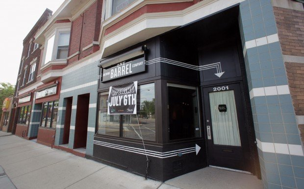 Photos One Barrel Brewing Gets Ready To Open Wsj