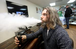 Smokescreen? Madison vapers say e-cigarettes help them quit smoking, but health effects remain largely unknown