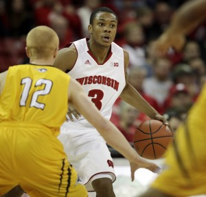 Badgers men's basketball: Filling George Marshall's scholarship