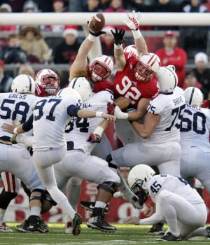 Photos: Senior Day disappointment as Badgers fall to Penn State