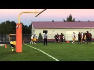 Video: Madison West-Verona football highlight reel
