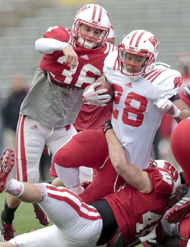 Tom Oates: Spring game provides plenty of insight into Paul Chryst's Badgers