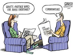 Editorial cartoon (8/2/2015)