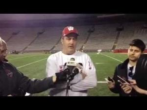 "Paul Chryst: ""We've got to really push it"" to get set for spring game"