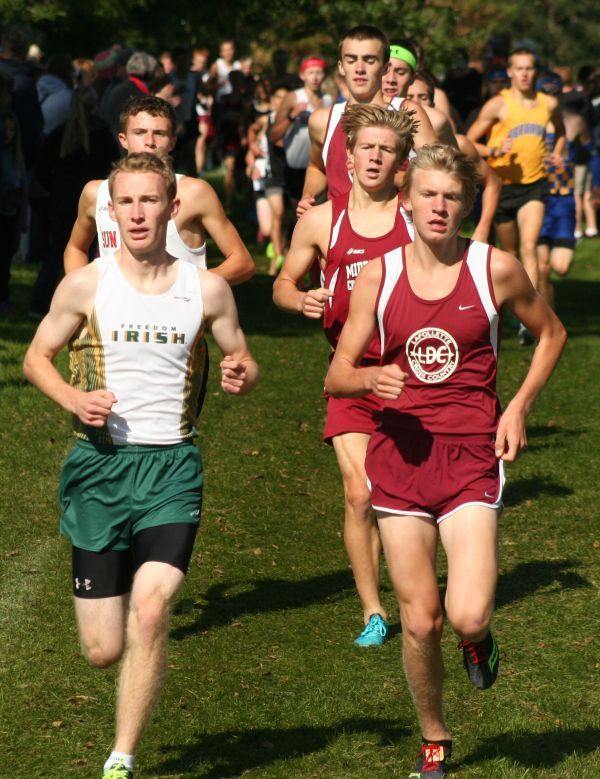 Prep cross country: West slips past La Follette into top spot in Division 1 state boys rankings