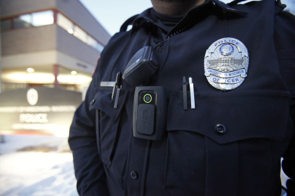 Invasion Of Privacy Police Body Cameras