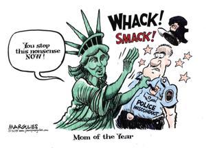 Editorial cartoon (5/2/2015)