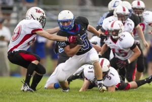 Photos: Lodi too much for short-handed Edgerton