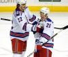 Derek Stepan, N.Y. Rangers at Buffalo Sabres