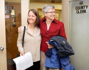 Doyle asks court to declare domestic partner registry constitutional