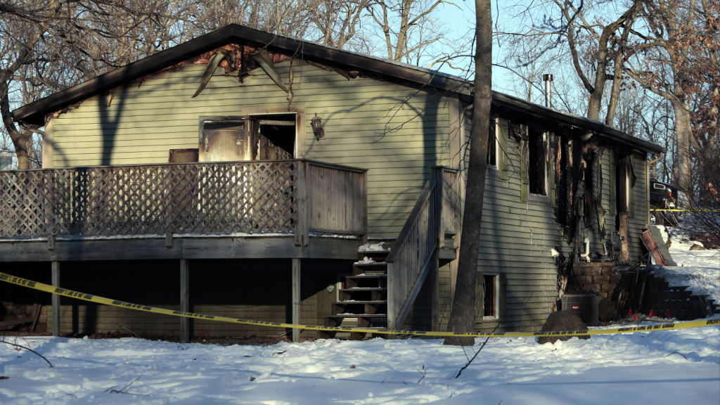 wsj news local crime and courts cottage grove man arrested on suspicion of burning house intended ar