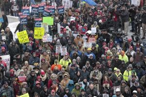 Plain Talk: Democracy just too chancey for Wisconsin GOP