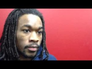 Video: Badgers' Kenzel Doe breaks down the WR position