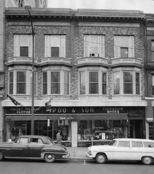 Photos:  Capitol Square through the years: Carroll Street
