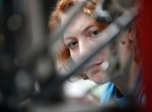 Photos: Free bike classes at University Bicycle Resource Center