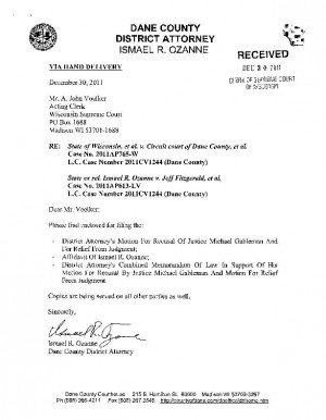 Cover Letter Unsolicited       County Attorney Cover Letter