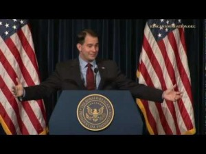 Gov. Scott Walker speech at the Ronald Reagan Presidential Library and Foundation in California