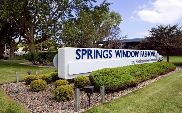 Springs window fashions middleton wi