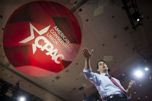 Scott Walker tells CPAC that facing protesters prepares him for Islamic State, later clarifies