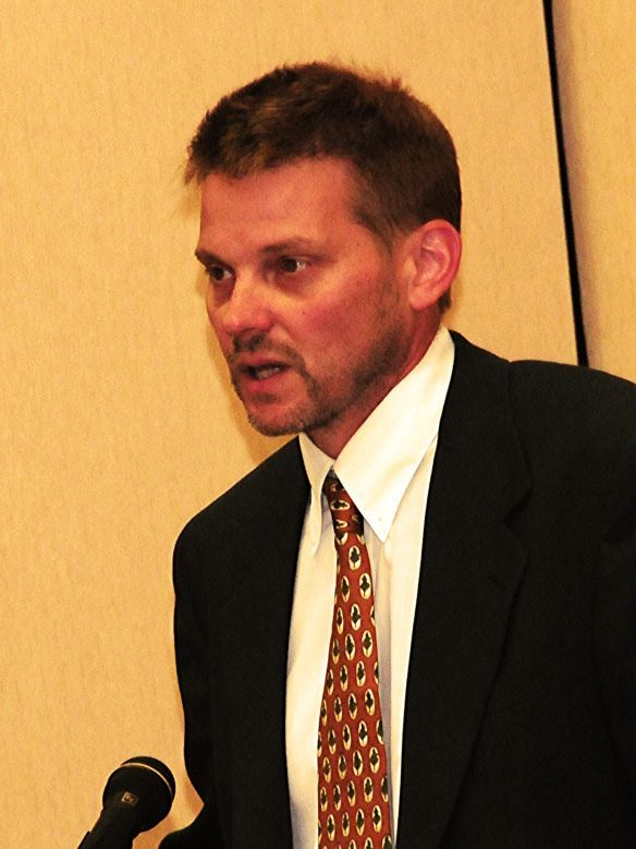 UW wildlife professor Tim Van Deelen