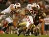 John Clay, UW football vs. Florida State