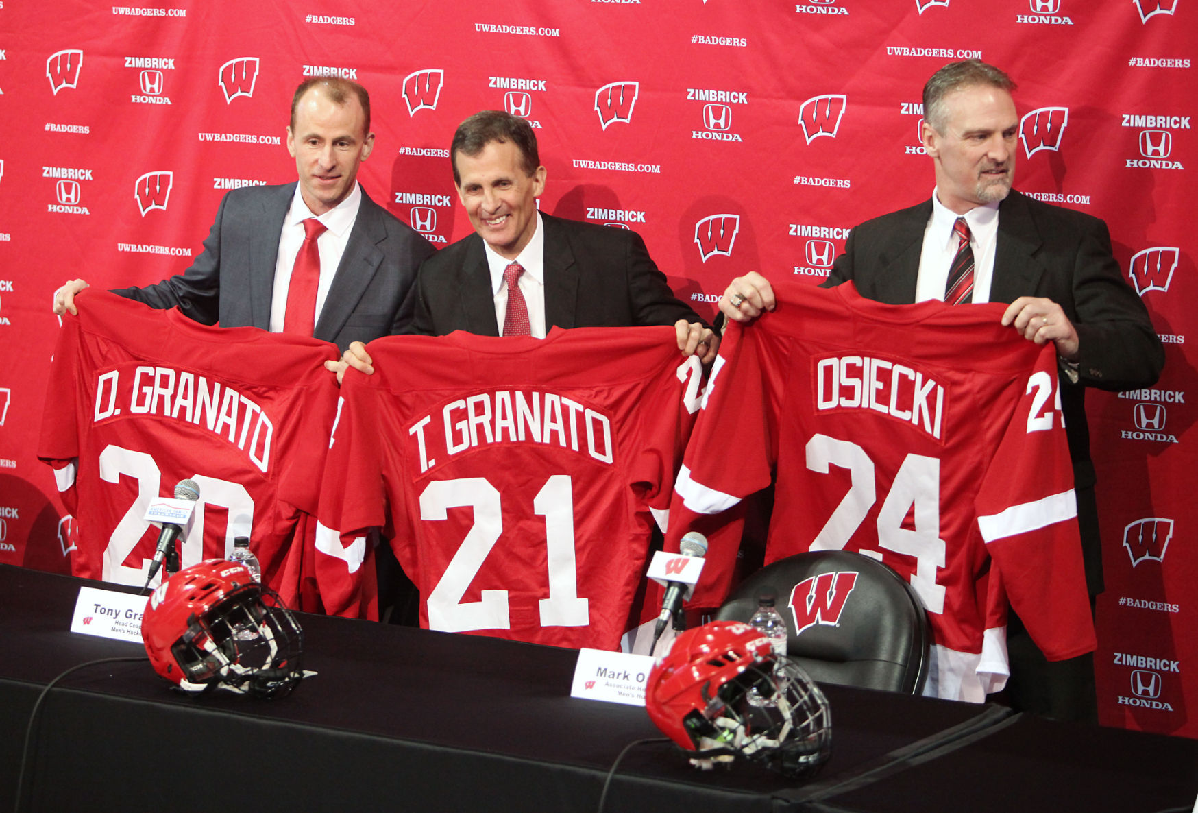 BIG10: Badgers Sports - New Coaches' Contracts Significantly Higher Than Predecessors