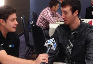 Video: BadgerBeat Insiders Jim Polzin, Tom Oates break down B1G men's hoops media day