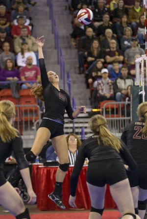 Prep girls volleyball: Madison Edgewood's Sam Foti to sign with Xavier