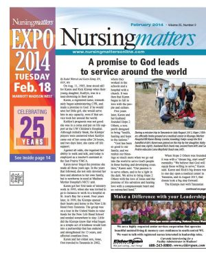 Nursingmatters February 2014 Issue