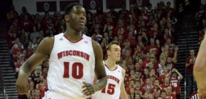Men's Basketball: Nebraska ends UW win streak