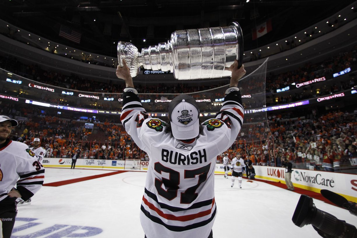 BIG10: Photos - 13 Former Wisconsin Badgers Who Have Won The Stanley Cup