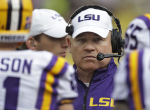Badgers football: Despite many holes to fill, LSU presents mighty challenge in opener