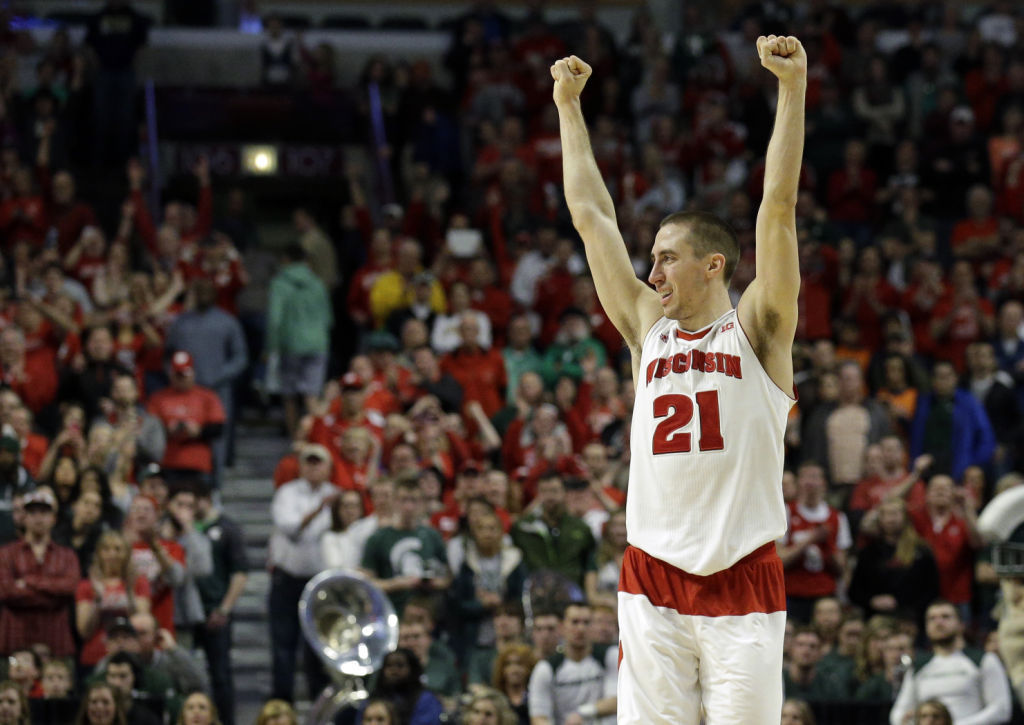 Badgers men's basketball: UW sees only positives in winning a tight game against Michigan State