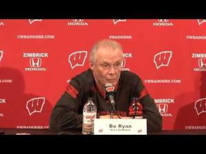 Bo Ryan: Badgers only Big Ten team to win on road over weekend