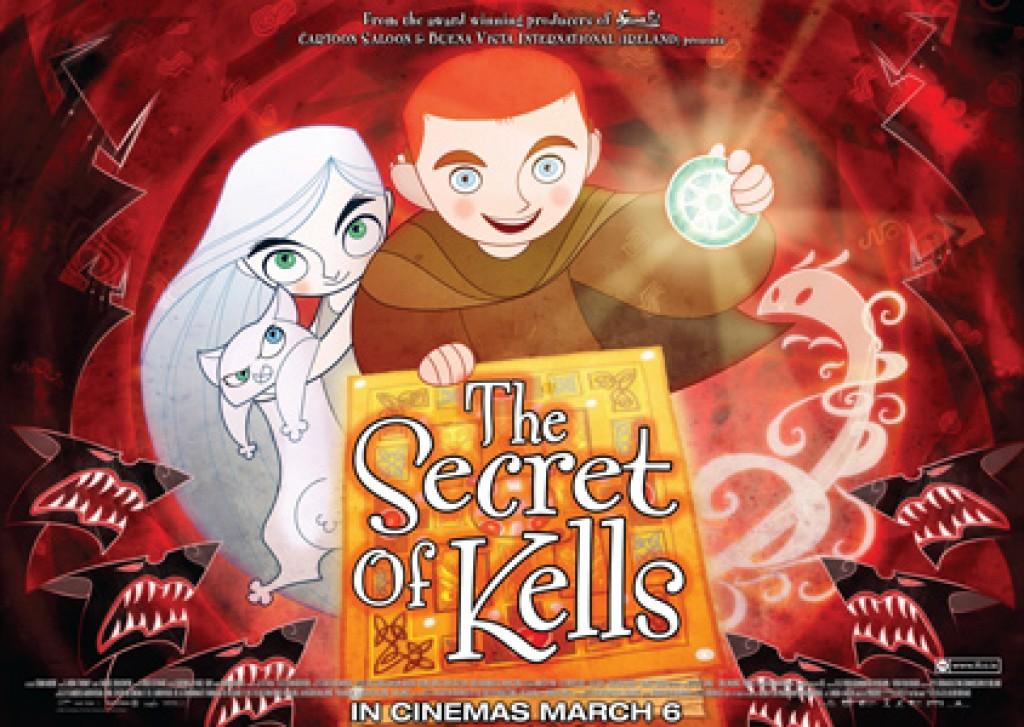 The Secret of Kells trailer - Cartoon Brew
