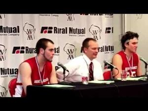 Mount Horeb coach Todd Nesheim, players react to winning WIAA Div. 2 state title