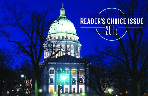 The Daily Cardinal 2015 Reader's Choice Awards