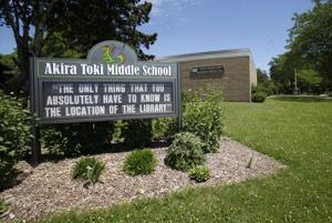 Photos: Toki Middle School