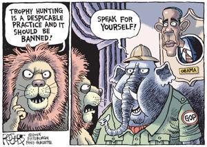 Editorial cartoon (8/1/2015)