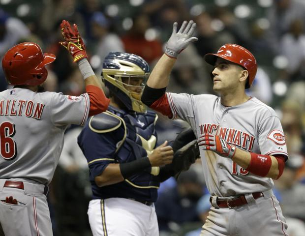 Brewers: Jonathan Lucroy goes on the DL as losing streak reaches six games